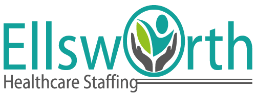 Ellsworth Healthcare Staffing Logo